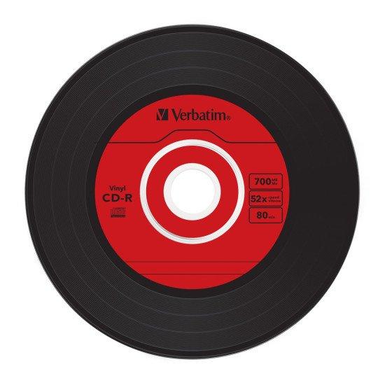 Verbatim CD-R Vinyl AZO (boite de 10)