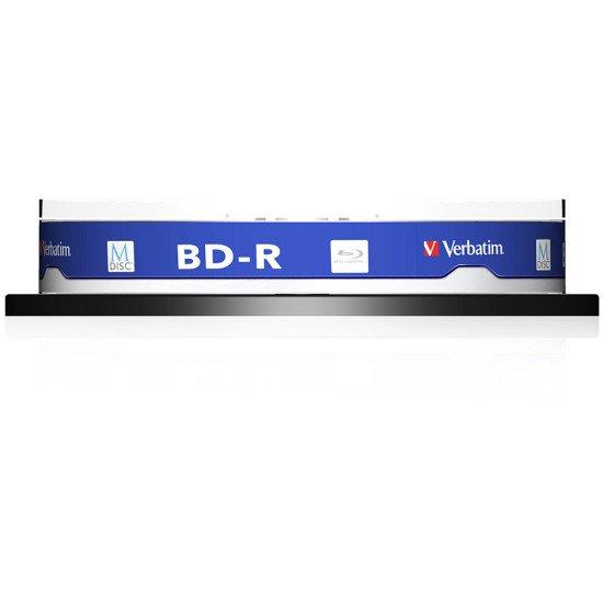 Verbatim M-Disc BD-R imprimable 10p.
