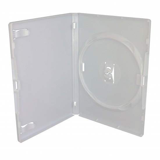Amaray boitier DVD transparent 50p.