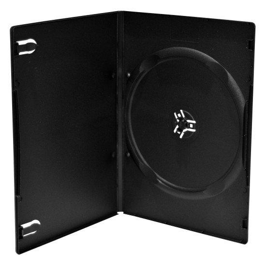 Boîtier 1 DVD slimcase pro. 50p.
