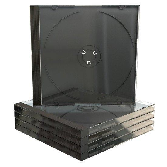 Boîtiers pour 1 CD 5p.