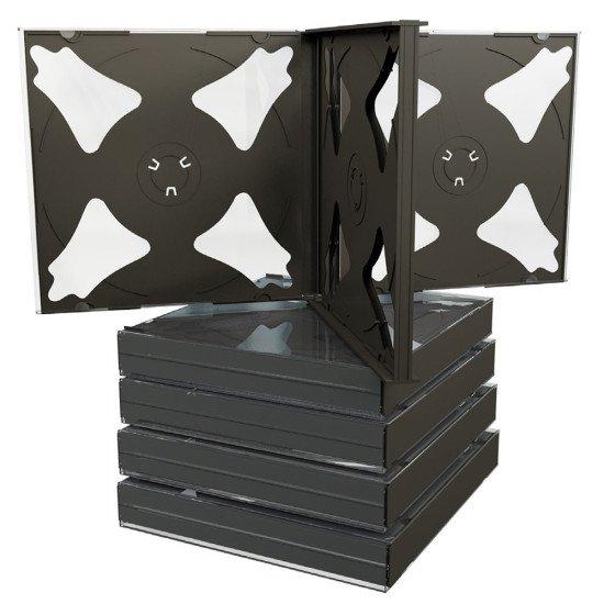 Boîtiers pour 6 CD 5p.