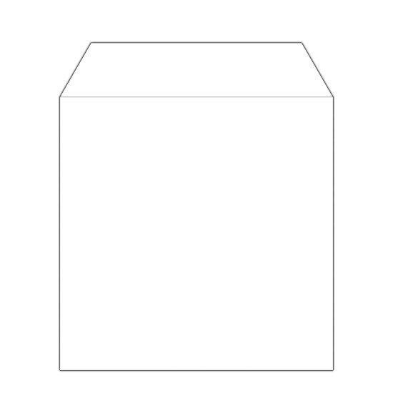 Pochette. papier sans fenêtre pour CD ou DVD 100p.