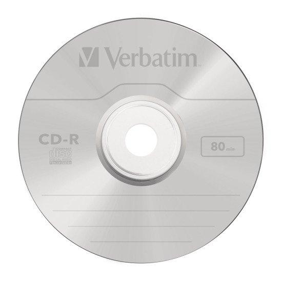 Verbatim CD audio vierge (boite de 10)