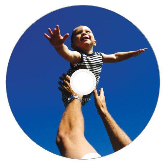 Verbatim CD-R AZO imprimable (boite de 10)