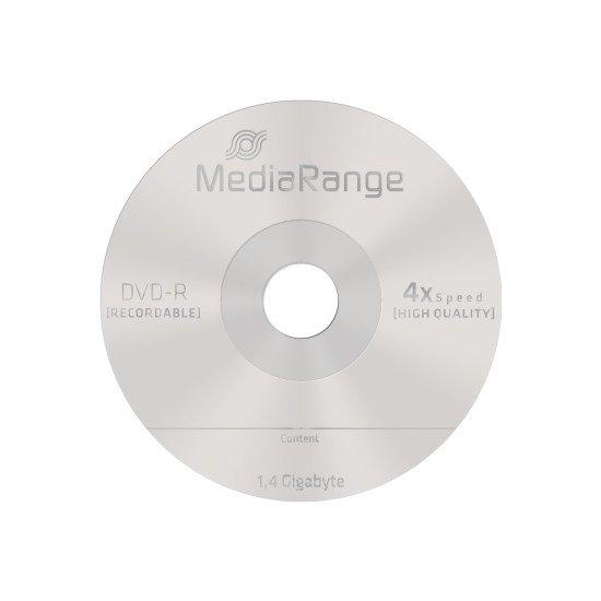 DVD vierge mediarange dvd-r 8cm pour camescope 10p.