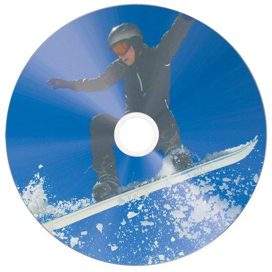 Verbatim DVD-R pour impression transfert thermique 50p.