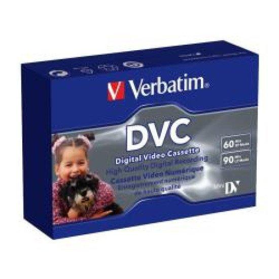 Verbatim Cassette miniDV 60 Min
