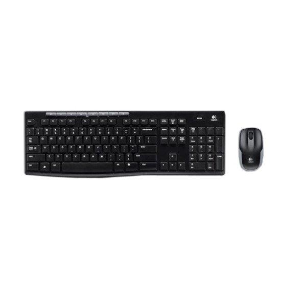 Logitech ensemble clavier/souris MK260 (QWERTZU)