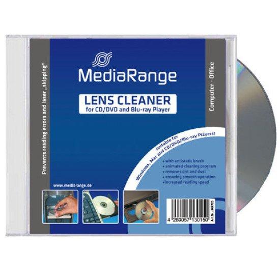 Mediarange CD nettoyage lentille laser