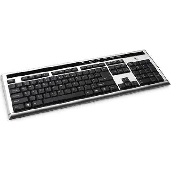 Logitech UltraX Media Keyboard