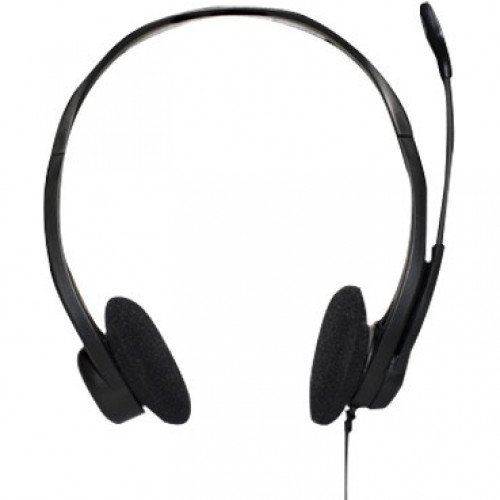 logitech casque audio avec micro pc headset 860 981 000094 pas cher. Black Bedroom Furniture Sets. Home Design Ideas