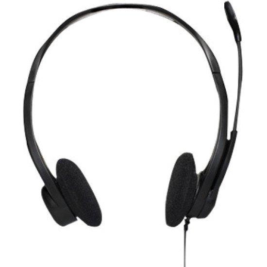 Logitech casque audio avec micro - PC Headset 860