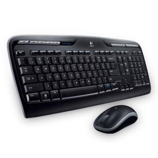 Logitech clavier et souris sans fil MK320 (AZERTY-BE)