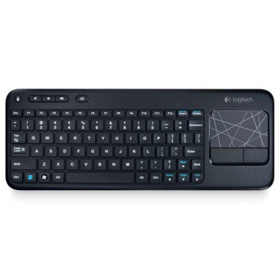 Logitech clavier sans fil K400 (AZERTY-BE)