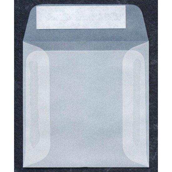 Pochette. papier pour CD/DVD 8cm 10P.