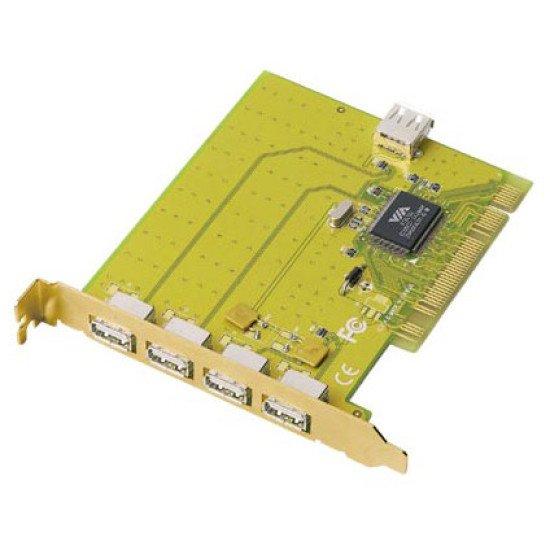 Trust 5 Port USB2 PCI Card HU-3150