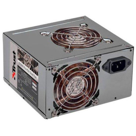 Trust alimentation 570W Pro PSU Dual Fan PW-5500