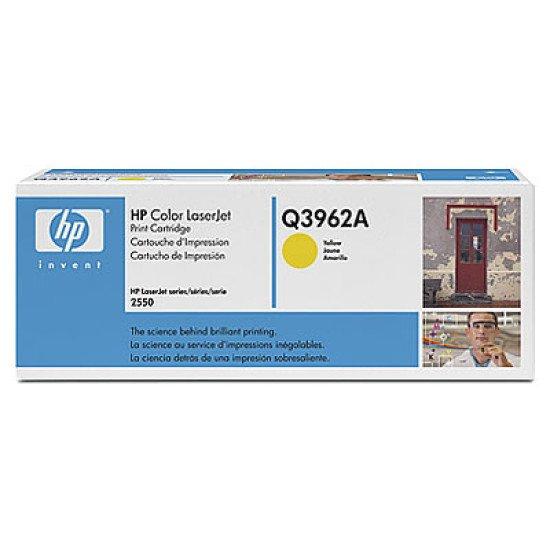 HP 122A / Q3962A Toner Jaune