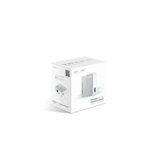 TP-LINK TL-MR3020 Wifi Ethernet/LAN Gris, Blanc routeur