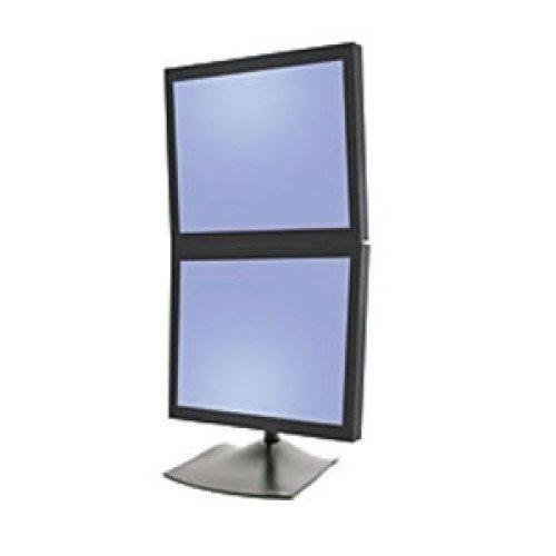 Ergotron Ds100 Dual Monitor Desk Stand Vertical
