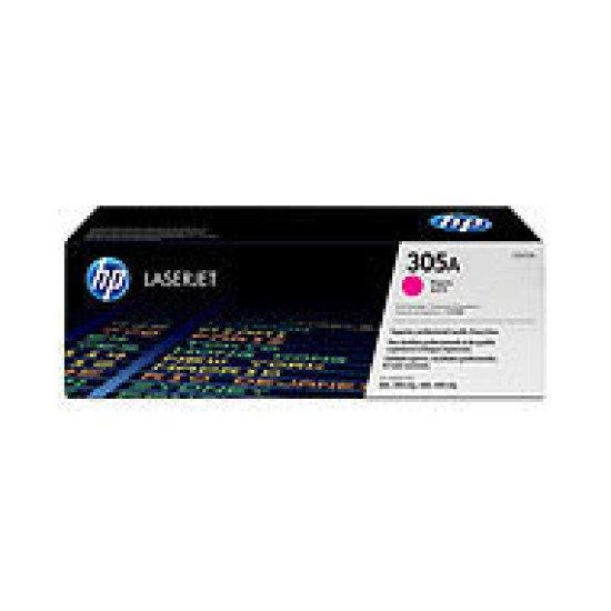 HP 305A / CE413A Toner Magenta