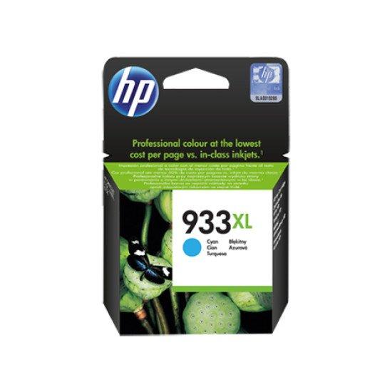 HP 933XL / CN054AE#BGX Cartouche encre / Cyan