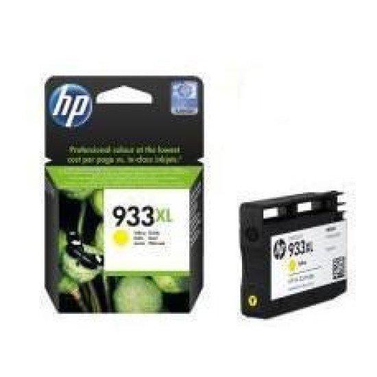 HP 933XL / CN056AE#BGX Cartouche encre / Jaune