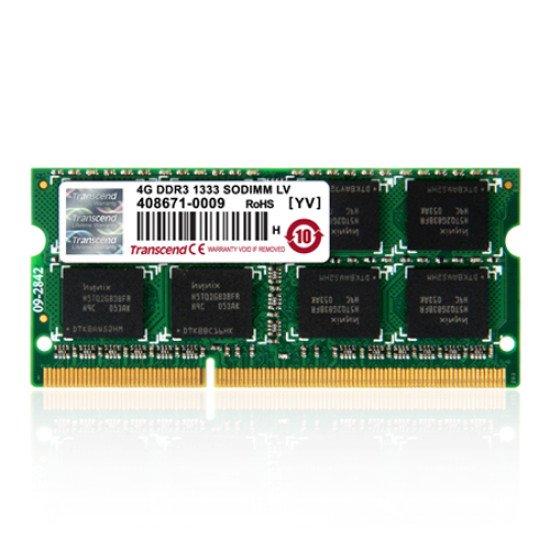 Transcend DDR3 1600 MHz 8 Go