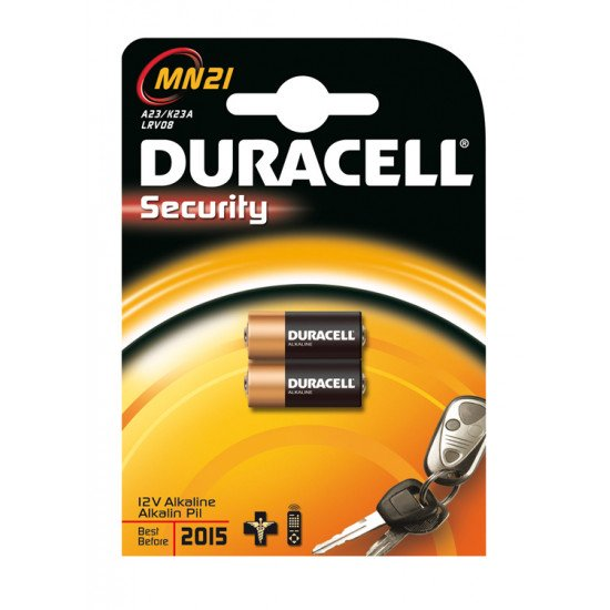 Duracell pile MN21 2p.