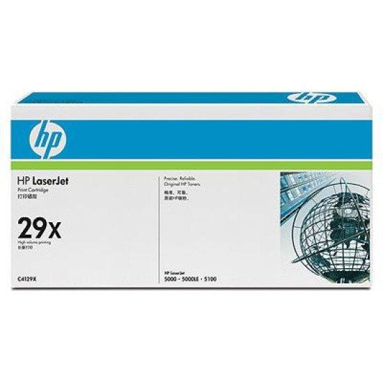 HP 29X / C4129X Toner Noir