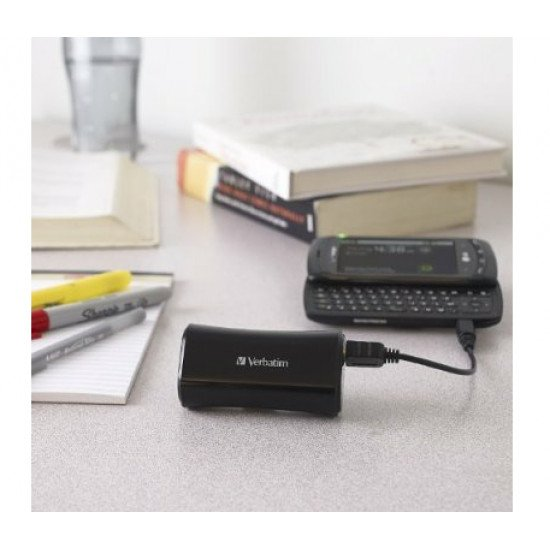Verbatim chargeur power pack portable 2200mAh