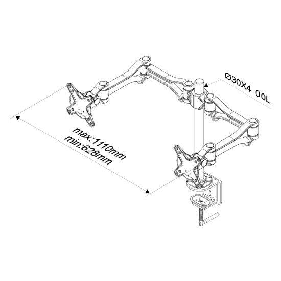 Newstar FPMA-D1030D support bureau