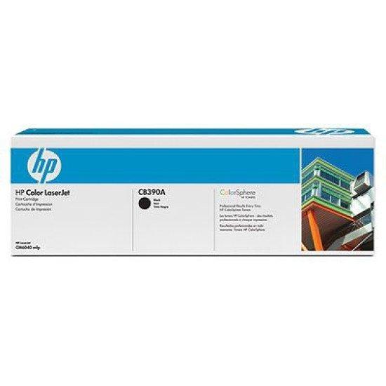 HP Color LaserJet CB390A / CB390A Toner Noir