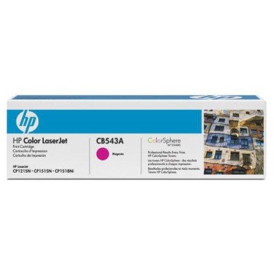 HP 125A / CB543A Toner Magenta