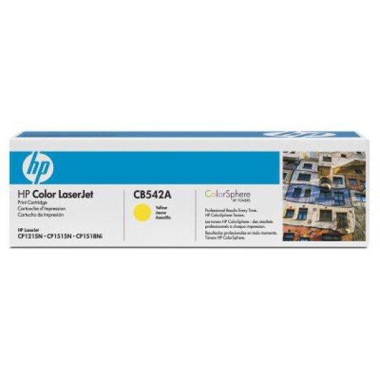 HP 125A / CB542A Toner Jaune