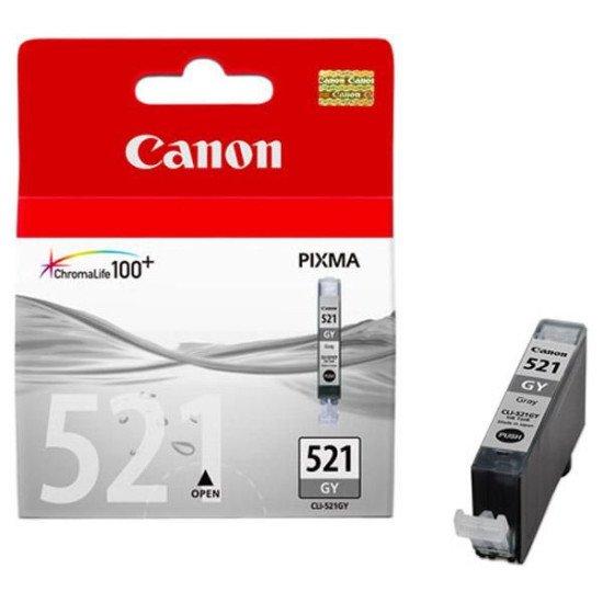Canon CLI-521 Cartouche encre / Gris
