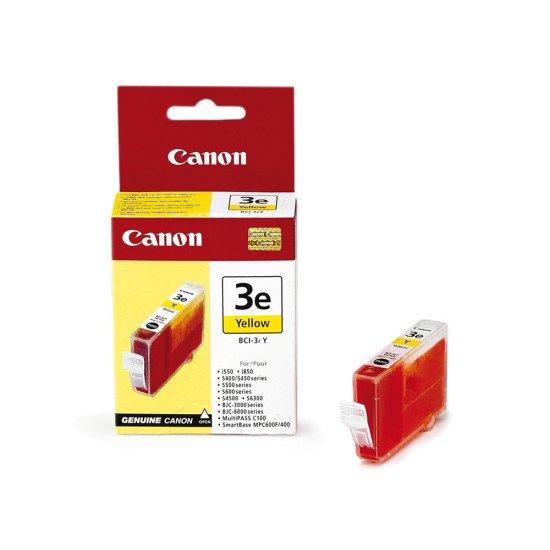 Canon BCI-3EY Cartouche encre / Jaune