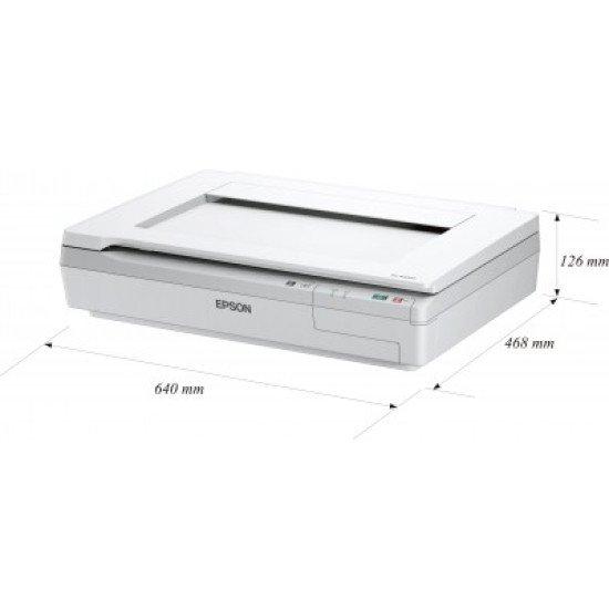 Epson WorkForce DS- scanner