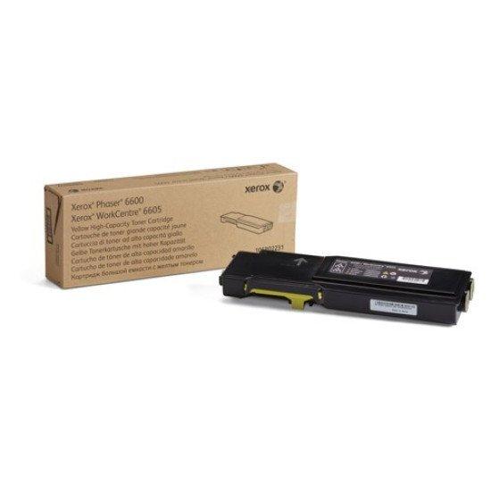 Xerox 106R02231 Toner  Jaune