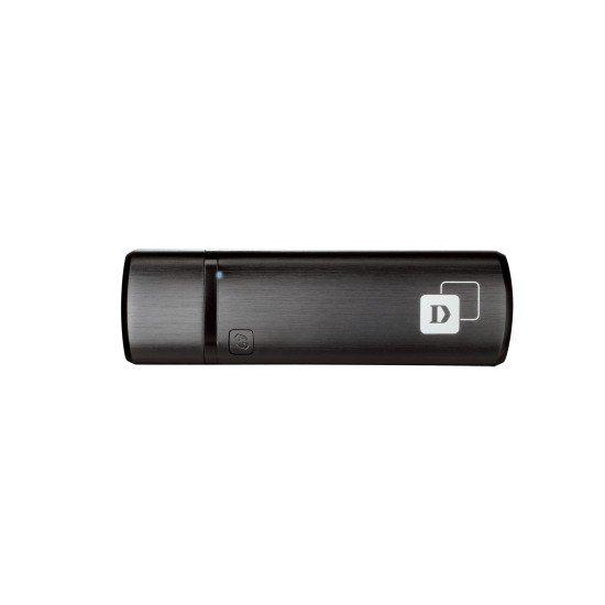 D-Link AC1200 Adaptateur réseau Sans fil USB