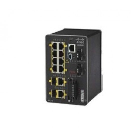 Cisco IE-2000-8TC-G-B Switch Gigabit Ethernet