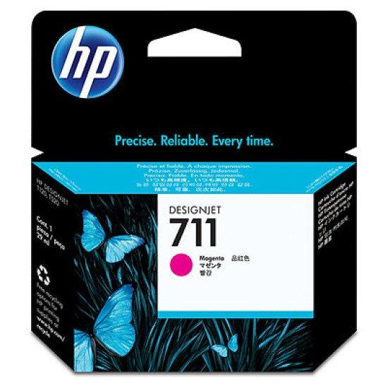 HP 711 / CZ131A Cartouche encre / Magenta