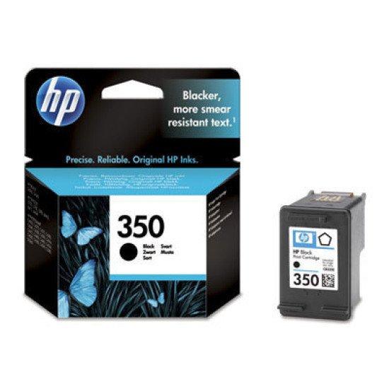 HP 350 / CB335EE Cartouche encre / Noir