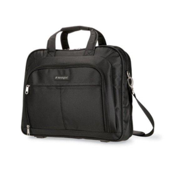 "Kensington SP80 Deluxe Toploader Laptop Case - 15.6"""