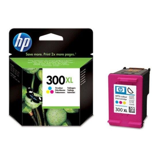 HP 300XL / CC644EE Cartouche encre / cyan, magenta, Jaune