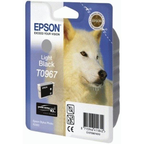 Epson T0967 Cartouche encre Pigment gris