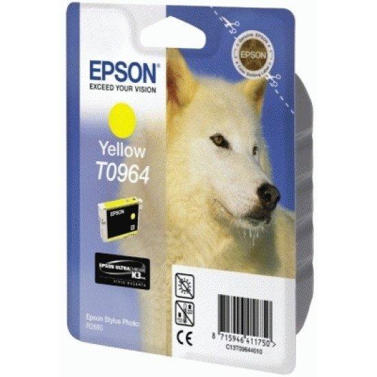 Epson T0964 Cartouche encre jaune