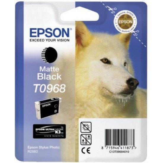 Epson T0968 Cartouche encre noir mat
