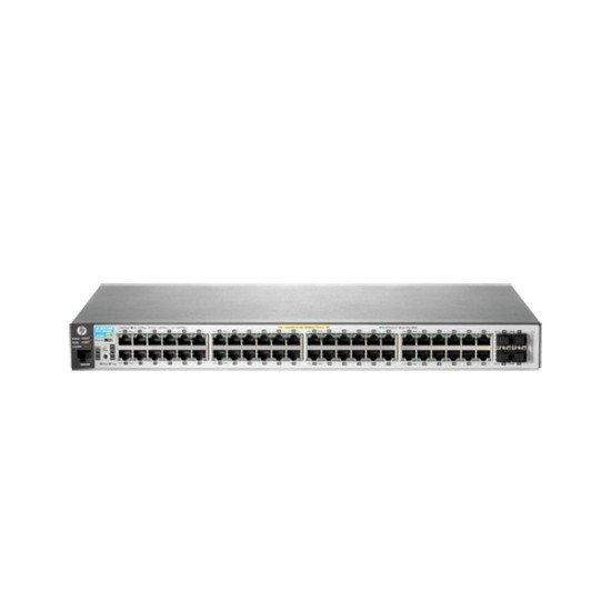 HP Enterprise BladeSystem 2530-48G-PoE+ Switch Gigabit Ethernet